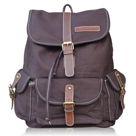 Tas Gesit Macrame Coklat Kopi jual tas wanita ransel backpack etphis 17 gendong branded murah keren denim verina