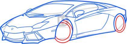 How To Draw A Lamborghini Murcielago Step By Step How To Draw A Lamborghini Aventador Lamborghini Aventador