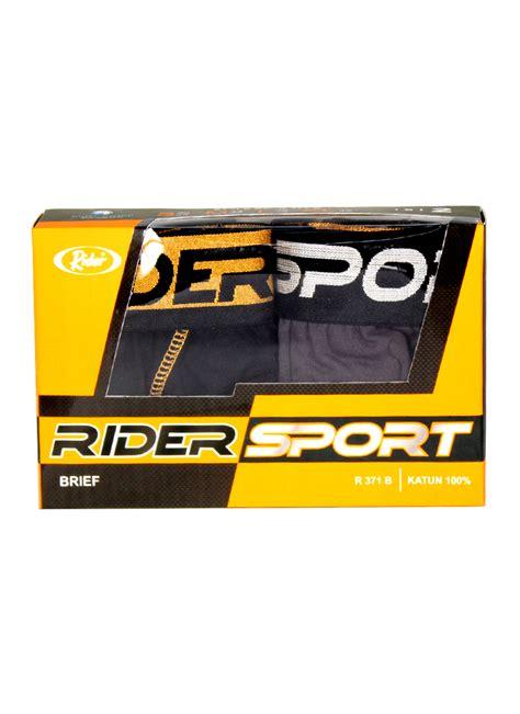 Kaos Sport Rider rider celana dalam sport r371b 2 s box large klikindomaret