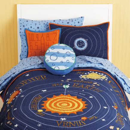 solar system bedroom space bedding tktb