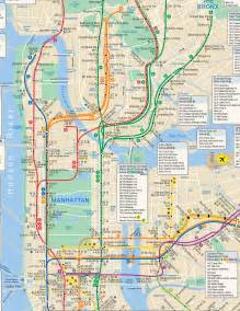 Subway Map Mta by Gallery For Gt Mta Subway Map