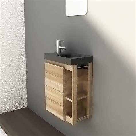 Impressionnant Meuble Lave Linge Ikea #4: MBA6006046-0101-2250-p00-lavemains-frene-massif-porte-miroir-longueur-40cm-fairway.jpg