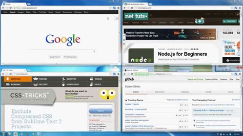 youtube layout chrome extension tab resize split screen layouts chrome extension demo
