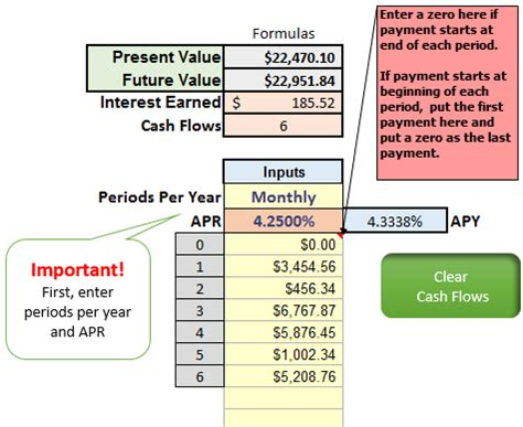 calculating irr with excel investopedia