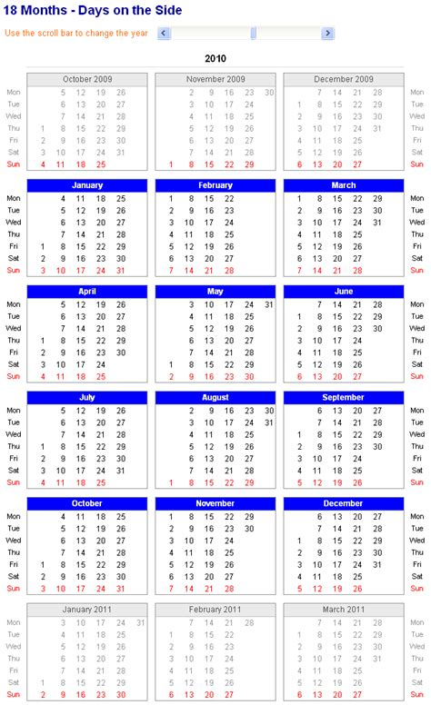 18 month calendar template free printable calendars for 4 months calendar template 2016