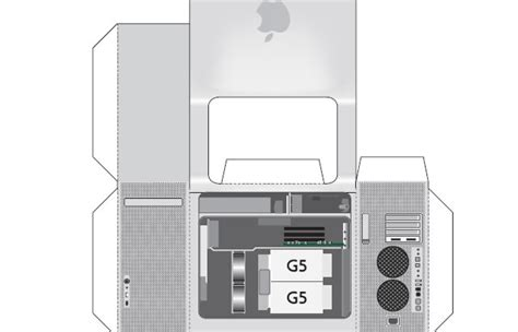 Apple Papercraft - 40 amazing papercraft templates for the inside you