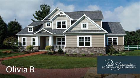 schumacher homes walkthrough b model part 5
