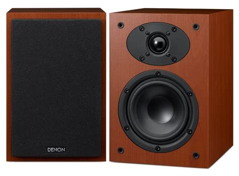 denon sc f109 scf109 bookshelf speakers surround 2