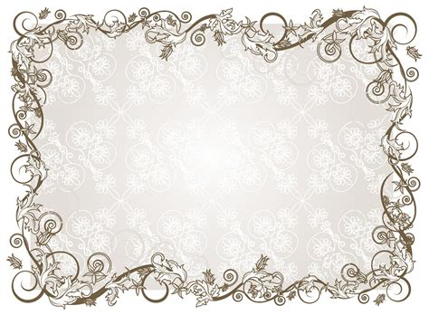 cornici con photoshop 17 vintage border frames for photoshop images free