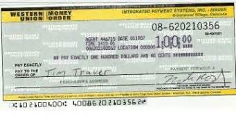 can money orders be cashed at walmart how to get