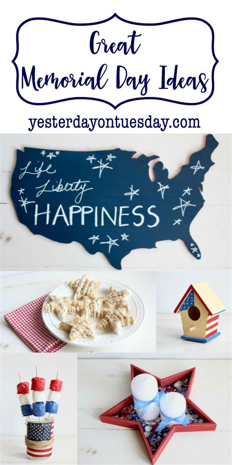 great memorial day ideas yesterday on tuesday
