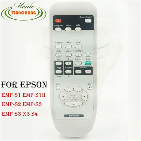 Lu Projector Proyektor Epson Eb S7 Eb X7 Eb S9 Eb X9 epson fernbedienung f 252 r projektor beurteilungen
