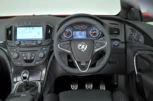 Opel Insignia Dashboard Vauxhall Insignia Design Styling Autocar