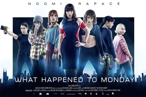 what happened to monday what happened to monday christopher east
