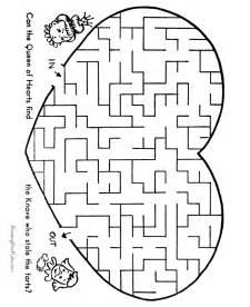 mazes printable activities for kids 003