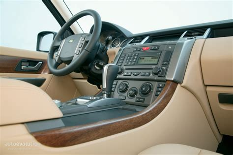 land rover 2007 interior 2007 range rover sport interior www pixshark com