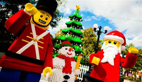 legoland christmas seven places reinventing the tree travel smithsonian