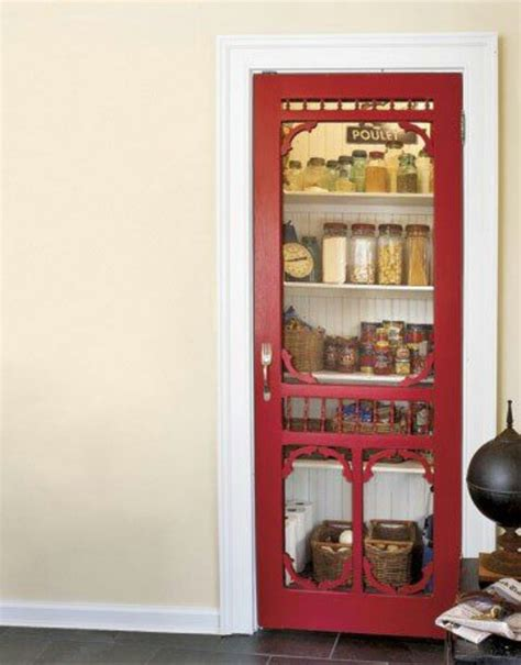 kitchen pantry door ideas pantry screen door i love this idea for the home pinterest