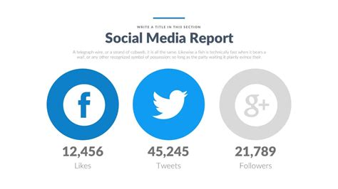 Social Media Pro Free Powerpoint Template Presentations Powerpointify Media Powerpoint Templates