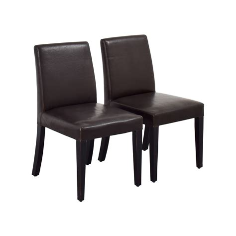 purple leather chair crate and barrel 90 crate and barrel crate barrel brown leather