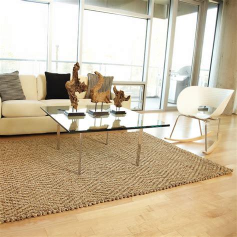 Jute Rug Living Room by Anji Mountain Jute Rugs Rustic Living Room Los