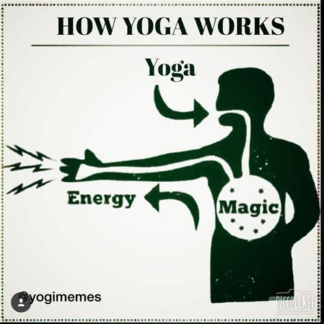Yoga Memes - yoga magic energy yogamagic yoga meditation