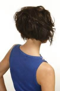 back view wavy bob for thick hair 2015 15 fantastic short layered haircuts pretty designs