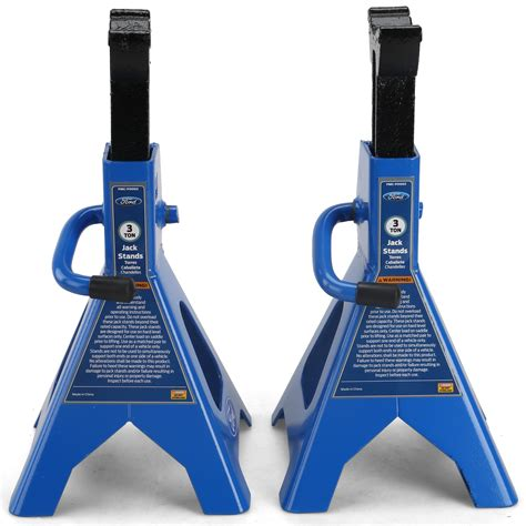 ford tools 3 ton stands pair