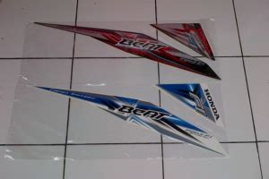 Striping Stricker Beat F1 2015 honda beat striping motor variasi dan original