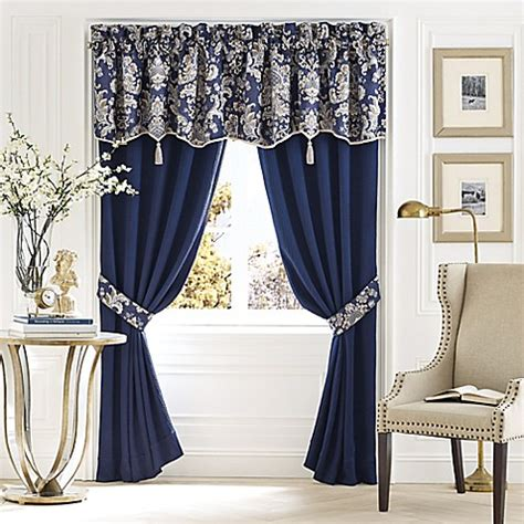canopy window curtains buy croscill 174 imperial 18 inch canopy window curtain