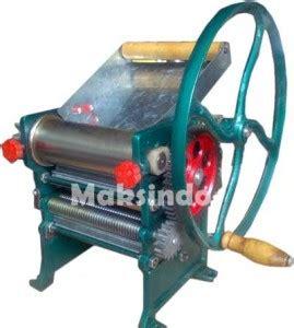 Harga Mesin Pencacah Rumput Maksindo harga mesin cetak mie maksindo yang murah dan berkualitas