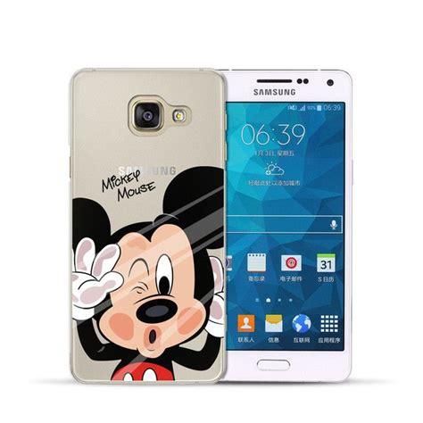 Casing Samsung A5 2016 Disney Moana 2 Custom Hardcase Cover disney cover for samsung galaxy j3 j5 j7 a3 a5 g530 s4 s5 mini s6 s7 cases a5