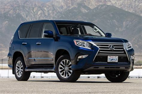 lexus gx 2017 2017 lexus gx 460 test posh and aging roader