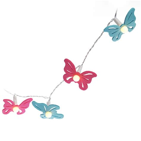 Butterfly String - wilko butterfly string lights