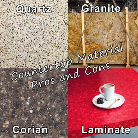 corian vs granite granite and countertops on