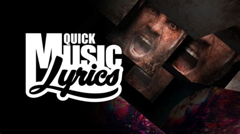 quick music lyrics after effects template videohive