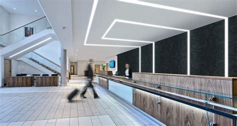 work recessed lighting trugroove linear recessed retail led lights that