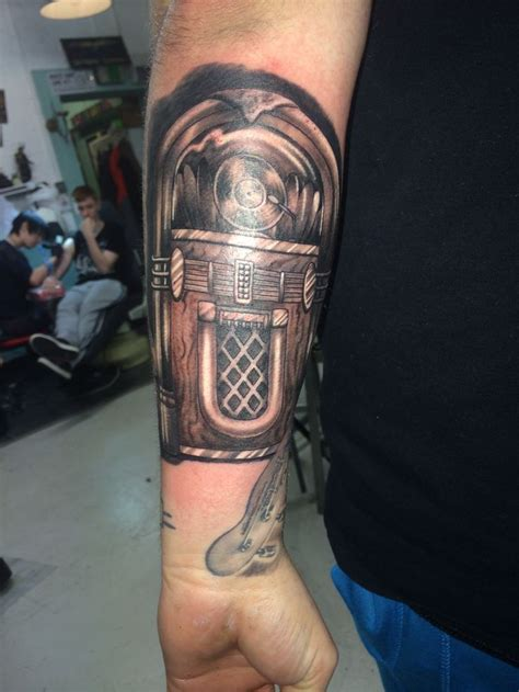northside tattoo jukebox by allan lowther northside tattooz