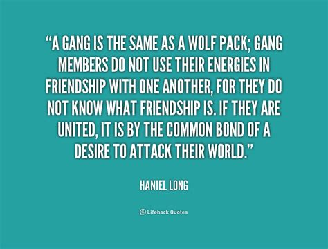 Gang Quotes And Sayings Quotesgram And Quotes