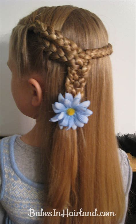 pictures of three braids in one big brade 3 braids into 1 braid babes in hairland