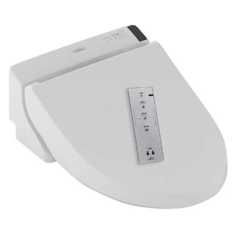 Toto Bidet by Toto C200 Electric Bidet Seat For Elongated Toilet In