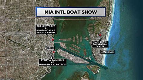miami boat show traffic weekend traffic tie ups over boat show marathon