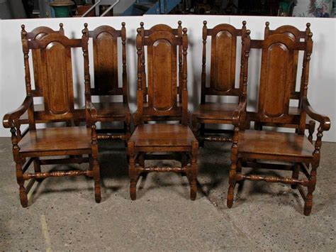 antique oak dining room sets antique dining chairs antique dining chairs