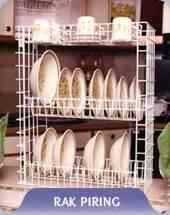 Rak Piring Modelline modelline wire ware product