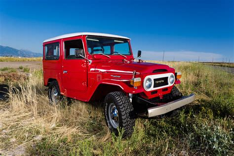 classic land cruiser for classic restored toyota land cruiser from the 1970s dav