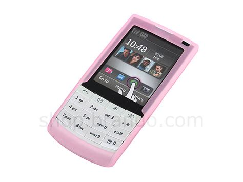 Casing Nokia X3 02 nokia x3 02 touch and type silicone