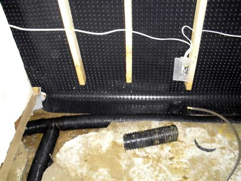 basement interior waterproofing protect your basement from water flooding and leaking with