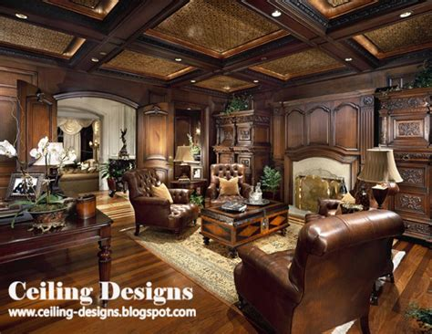 Wooden False Ceiling Designs For Living Room Ceiling Designs