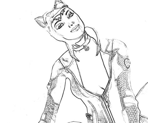cute joker coloring pages free coloring pages of catwoman