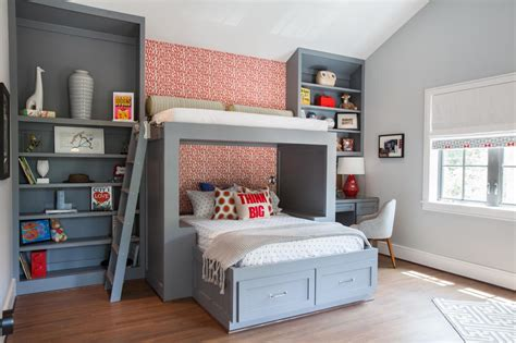 bunk beds for and boy custom boys bunk bed fresh faces of design hgtv